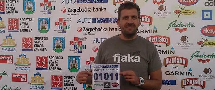 Zagreb polumaraton, moja priča