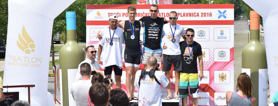 Olimpijski triatlon Plavnica 2016.