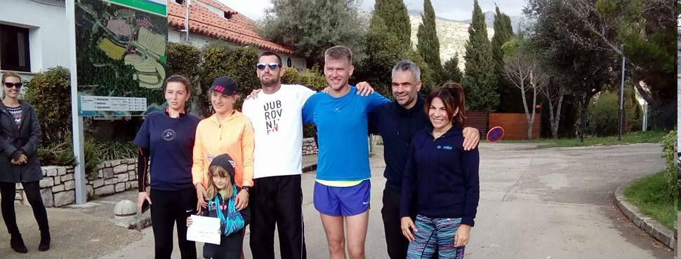 Utrkom na Babinom Kuku završena Dubrovnik Run 2016. liga