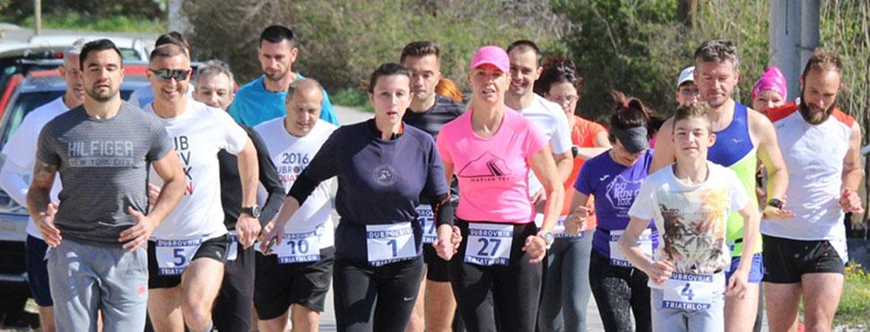 Održano prvo kolo Dubrovnik Run lige 2017.