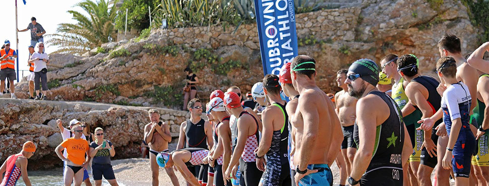 Uspješno organiziran Dubrovnik Akvatlon 2017 i PH