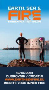 ESF Croatia Dubrovnik Triathlon 2019